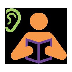 Leitura ao Pé do Ouvido