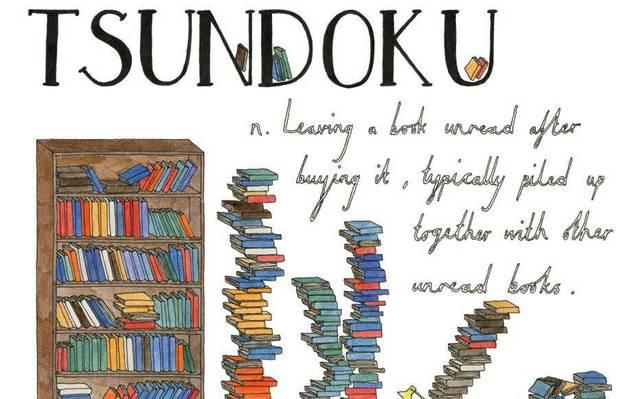 tsundoku-ilustracao