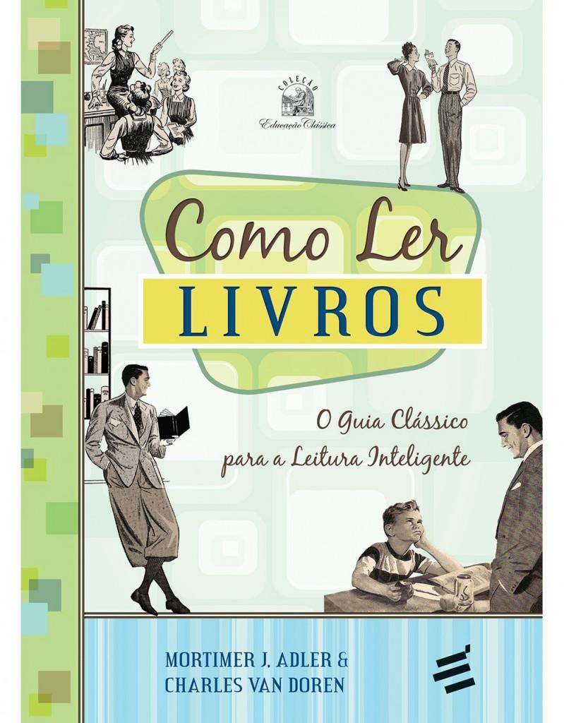 Capa do livro Como ler Livros