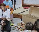 Pinóquio invade a Hora do conto na BVL